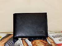 Мужской кошелек-зажим из натуральной кожи