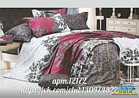 Прекрасный комплект постельного белья ранфорс Вилюта
