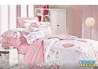 Привлекательный комплект постельного белья ранфорс Вилюта
