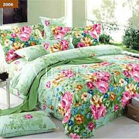 Комплект постельного белья  для спальни Вилюта ранфорс платинум