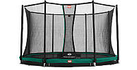 Батут Berg InGround Favorit + защитная сетка Safety Net Comfort (InGr) 430
