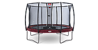 Батут Berg Elite+ Regular Red 330 + защитная сетка Safety Net T-series 330