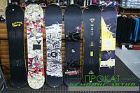 Прокат сноубордов категории А, Киев