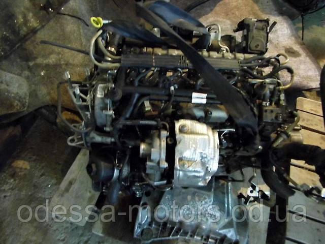 Двигатель Fiat Doblo Box Body / Estate 1.3 D Multijet, 2010-today тип мотора 263 A2.000, 199 A3.000