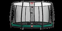 Батут Berg InGround Favorit 430 + защитная сетка Safety Net Deluxe 430