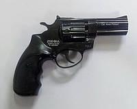 """Револьвер Флобера PROFI 3"""" черный пластик, фото 1"""