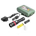 Фонарь Police 12v 6816-XML T6, zoom, магнит, колпачок, , фото 2