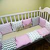 Бортики в кроватку Комплект №26, фото 4