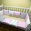 Бортики в кроватку Комплект №27, фото 3