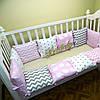 Бортики в кроватку Комплект №27, фото 4