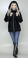 Женская шуба из каракуля черная М-126 42-52 размеры