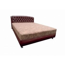 """Кровать с мягким изголовьем """"Престиж"""", фото 1"""