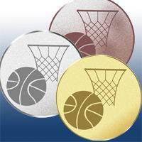 Жетон А 1 25мм баскетбол