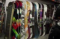 Прокат сноубордов детских