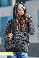 Куртка-анорак с капюшоном