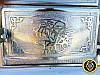 Печная дверца со стеклом Трость, чугунные дверки для печи и барбекю, фото 4