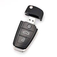 USB Flash, флешка на 32 GB в виде ключа AUDI (Ауди)