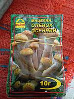 Мицелий гриба Опенок осенний 10г.