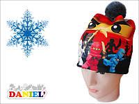 Детские шапки оптом зима