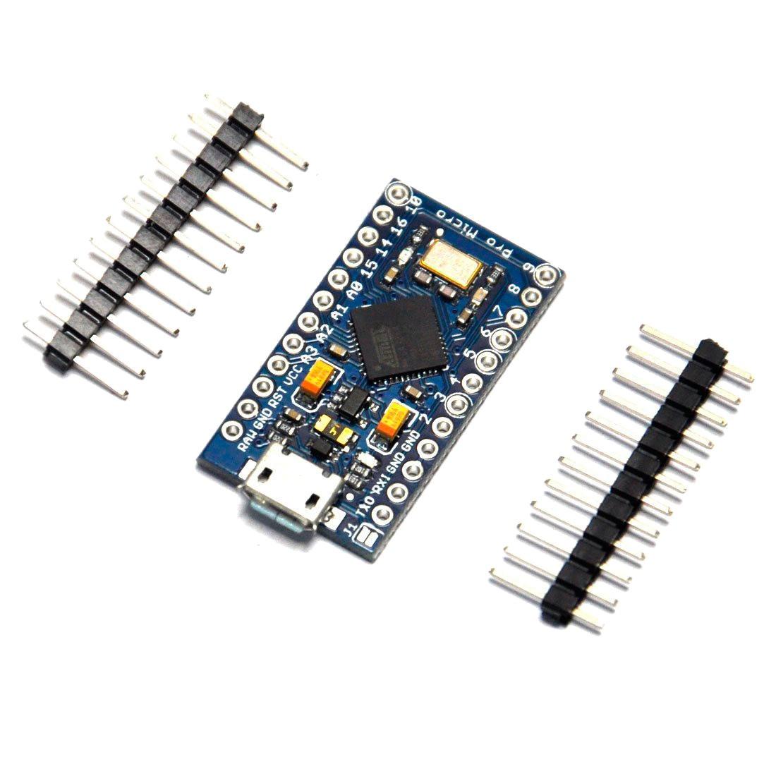 Arduino Pro Micro ATmega32U4 плата