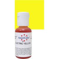 Краска гелевая пищевая (Жёлтый) Electric Yellow