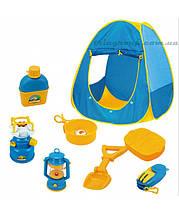 Детская игровая палатка кемпинг, фото 2