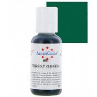 Краска гелевая пищевая (Зелёный Лес) Forest Green