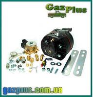 Газовый редуктор KME R2 TWIN 410 л.с. с ЭМК газа OMB (8mm)