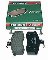 Колодки тормозные передние ВАЗ 2108, 2110, 2170 Ferodo Tar