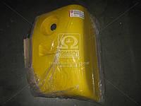 Буфер бампера Иван задний правый (клык) желтый RAL 1023 , ACHZX
