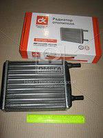 Радиатор отопителя (печки) Газель Соболь до 2003г алюминий 16мм (пр-во ДК),3302-8101060-01