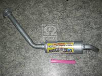 Резонатор ВАЗ 21073 закатной короткий Евро3 (Производство Автоглушитель, г.Н.Новгород) 21073-1200020-01