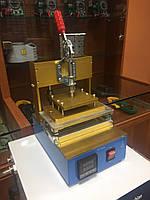 Термопресс с ручным приводом TK-660 для склеивания рамок с дисплейными модулями iPhone