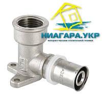 """Пресс-фитинг – водорозетка удлиненная VALTEC VTm.254H.N. 16 мм х 1/2"""""""