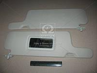 Козырек солнцезащитный ВАЗ 2109 (с зеркала) лев+правый 21093-8204010/11 (с