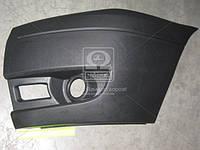 Угольник бампера передний левый F. TRANSIT 06- (Производство TEMPEST) 0230203961