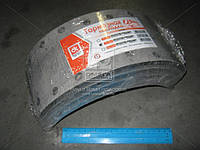 Накладка тормозной (комплект на ось) Богдан R2 12мм  8971895270-12DK