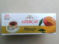 Чай 50гр пак. - Azercay Манго