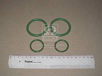 Рем комплект системы охлаждения Камаз (2 позиций) (зеленый силикон) (Производство ГарантАвто)