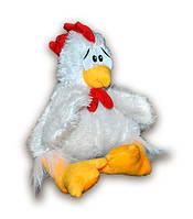 Мягкая игрушка Петушок 28 см трикотажное волокно