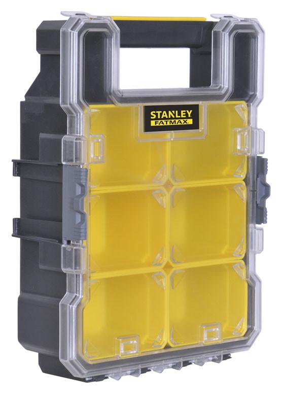 Ящик инструментальный-органайзер 261 x 115 x 359мм FATMAX малый  STANLEY FMST1-72378