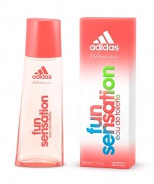 Туалетна вода жiноча Adidas Fun Sensation 50мл.