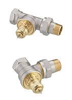 Клапан терморегулирующий RA-G для однотрубных систем отопления