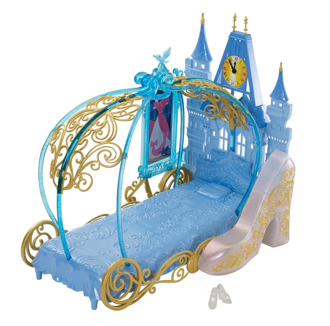 Disney Принцессы Диснея Спальня Золушки Princess Cinderella's Dream Bedroom Playset Doll
