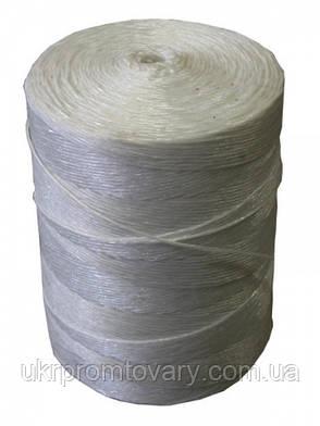 Шпагат полипропиленовый 1000 текс 1000м/кг - 5 кг опт/розница, фото 2