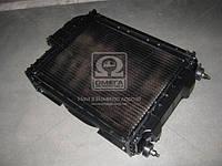 Радиатор водяного охлаждения МТЗ, Т 70 с двигательД 240,243 (4-х рядный)  (производство JOBs,Юбана) (арт. 70У-1301010), AHHZX