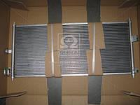 Конденсатор кондиционера ALMERA2/PRIMERA3 00-08(пр-во Van Wezel)