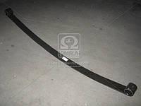 Лист рессоры №1 задней УАЗ 31512 1415мм 3-х листныйс втулкой(замена 31512-2912101) (производство Чусовая), AEHZX