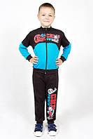 Модный спортивный костюм для мальчика интерлок р.28,30