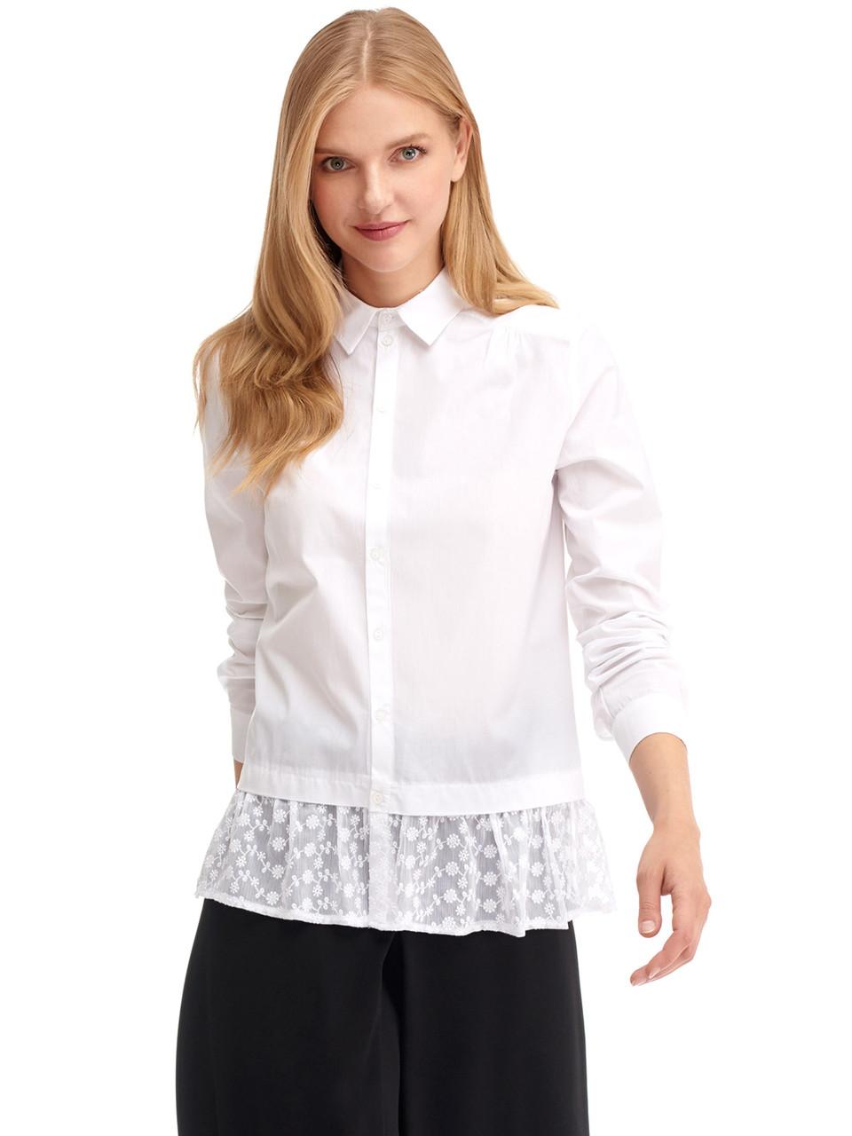 Белая Рубашка Сусана